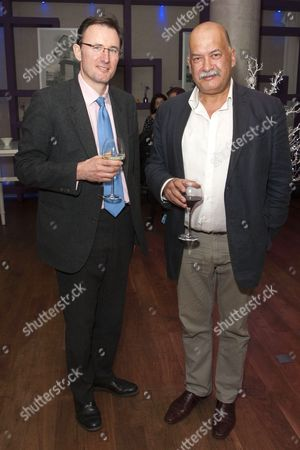 James Landale and John Pienaar