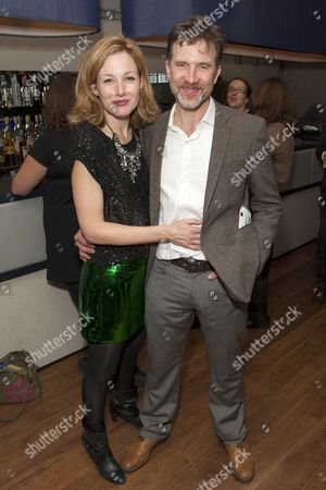 Nancy Carroll (Felicity) and Jo Stone-Fewings