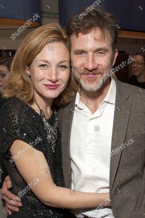Stock Photo of Nancy Carroll (Felicity) and Jo Stone-Fewings