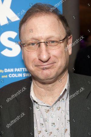 Dan Patterson (Author)