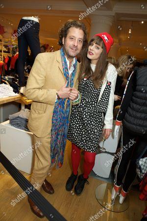 Lars von Bennigsen and Charlotte Colbert