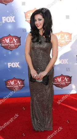 Editorial picture of American Country Awards arrivals, Las Vegas, America - 10 Dec 2013