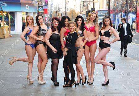 Aliza Reger and models