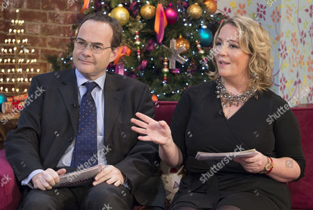 Quentin Letts and Claire Muldoon