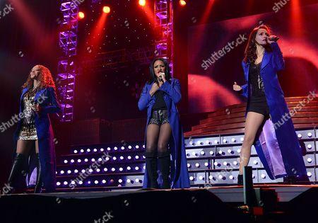The Honeyz - Heavenli Abdi, Celena Cherry, Mariama Goodman
