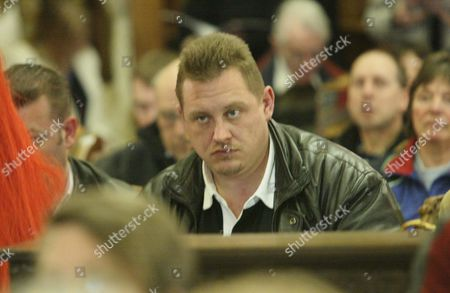 Chris Entwistle Son Of The Late John Entwistle At The Auction Of Property Owned By John Entwistle The Former Bass Guitarist With 'the Who' At Frogmill Hotel Andoversford Gloucestershire.