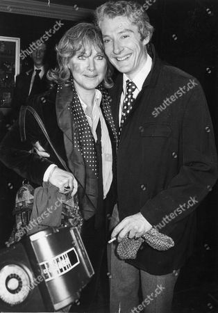 Actor Timothy Carlton With His Wife Wanda Ventham. (parents Of Benedict Cumberbatch).