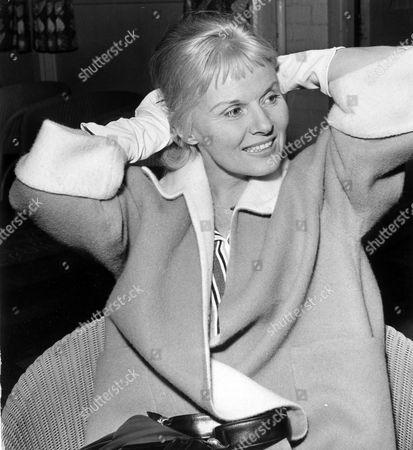 Actress Ann Todd.