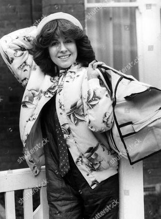 Actress Elisabeth Sladen.