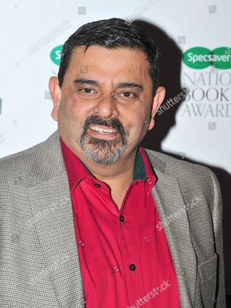 Editorial picture of Specsavers National Book Awards, London, Britain - 11 Dec 2013