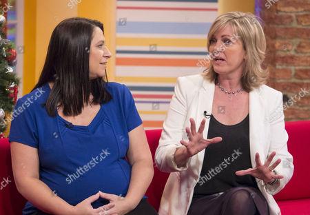 Tania Sullivan and Jacqui Marson