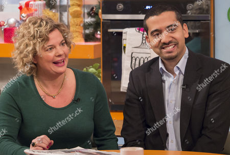 Eleanor Mills and Mehdi Hasan