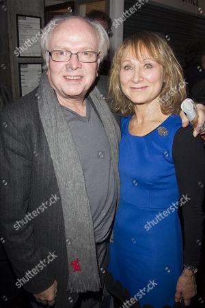 Michael Attenborough and Karen Lewis