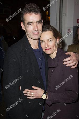 Rufus Norris and Tanya Ronder