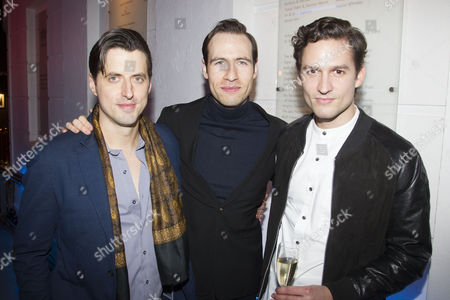 Editorial picture of 'American Psycho' play press night after party, London, Britain - 12 Dec 2013