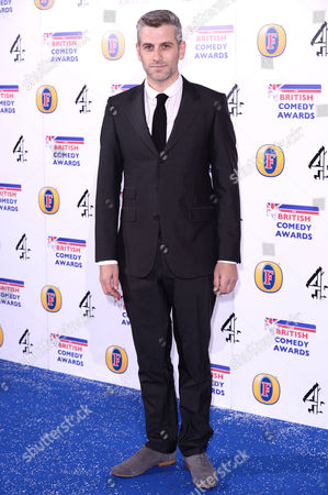 Editorial photo of British Comedy Awards 2013, Fountain Studios, London, Britain - 12 Dec 2013