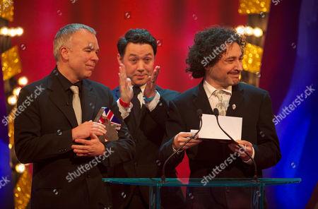 Steve Pemberton, Reece Shearsmith, Jeremy Dyson