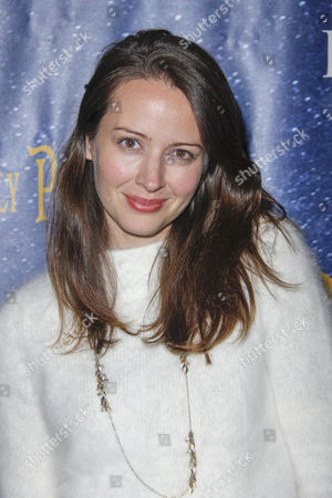 Editorial image of 'Aladdin and his Winter Wish' play opening night, New York, America - 11 Dec 2013