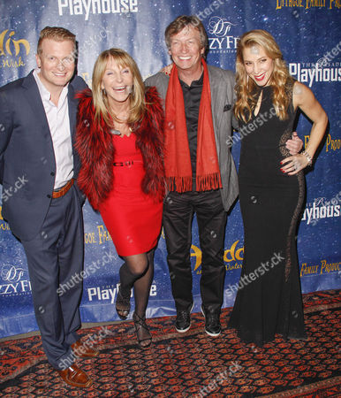 Editorial photo of 'Aladdin and his Winter Wish' play opening night, New York, America - 11 Dec 2013