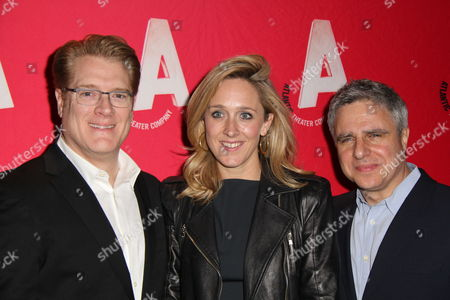 Jeffory Lawson, Mary McCann, Neil Pepe