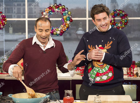 Editorial image of 'This Morning' TV Programme, London, Britain - 13 Dec 2013