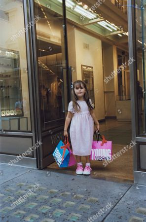 LOURDES (MADONNA'S DAUGHTER) LOOKALIKE: MOLLY PEARSON, FOUR, SPENT A DAY DOING THINGS (LIVING LIFE) THAT LOURDES DOES