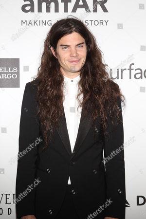 Editorial photo of amfAR Inspiration Gala, Los Angeles, America - 12 Dec 2013