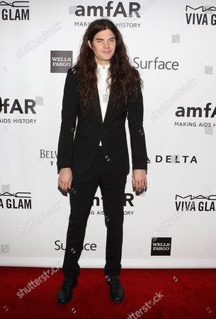 Editorial image of amfAR Inspiration Gala, Los Angeles, America - 12 Dec 2013