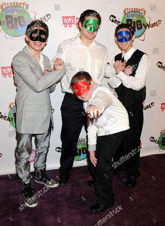 Ochoa Boyz - Ryan Ochoa, Rick Ochoa, Robert Ochoa, and Raymond Ochoa