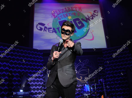Editorial image of Elizabeth Stanton's 18th Birthday Party Masquerade Ball, benefiting Marine's Toys For Tots Foundation, Los Angeles, America - 13 Dec 2013