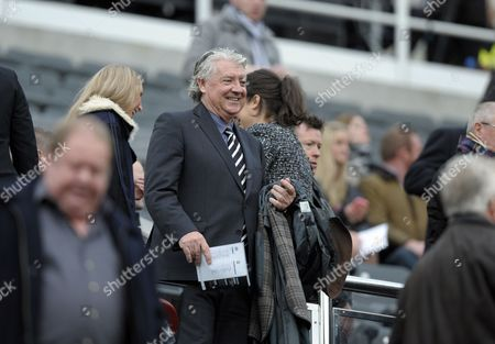 Joe Kinnear director of football at Newcastle United