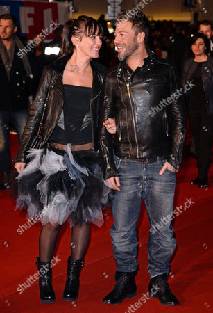 Christophe Mae and Nadege Sarron