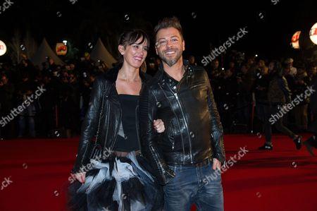 Christophe Mae and Nadege
