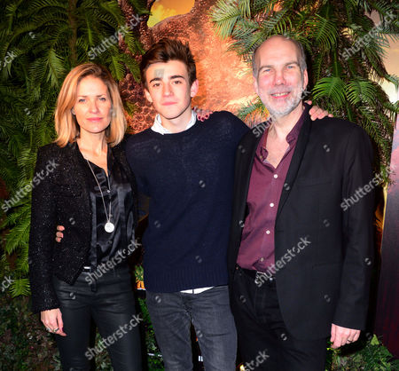 Stock Picture of Amanda Hill, Charlie Rowe, Neil Nightingale