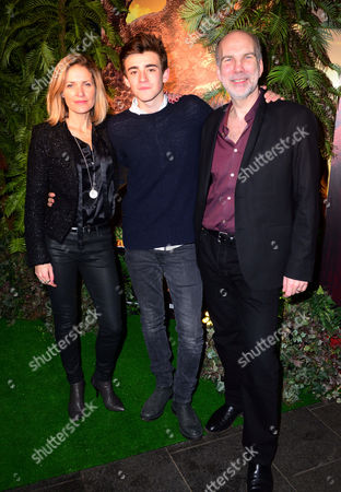 Amanda Hill, Charlie Rowe, Neil Nightingale