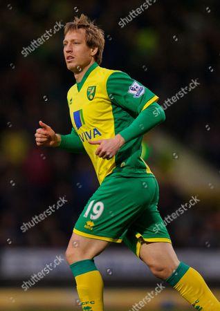Luciano Becchio of Norwich City