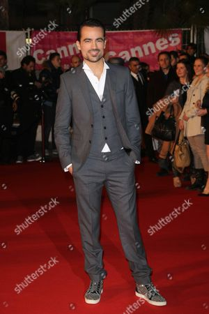 Editorial image of NRJ Music Awards, Cannes, France - 14 Dec 2013