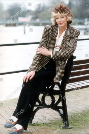 Stock Image of Marti Caine Comedienne.