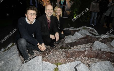 Editorial image of 'Walking With Dinosaurs 3D' film premiere, London, Britain - 15 Dec 2013