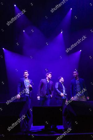 Blue - Lee Ryan, Duncan James, Antony Costa, Simon Webbe