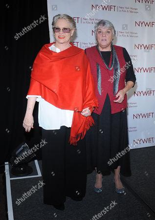 Sharon Gless, Tyne Daly