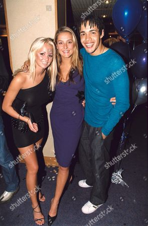 JENNIFER ELLISON, ANN MARIE DAVIES AND LEON LOPEZ