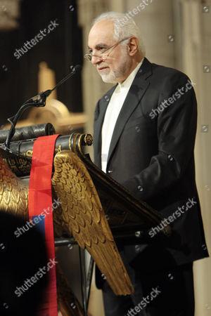 Stock Image of Imam Feisal Abdul Rauf