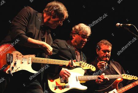10cc - Rick Fenn, Graham Gouldman and Mike Stevens