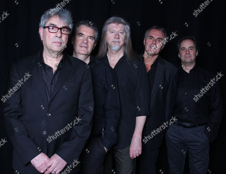 10cc - Graham Gouldman, Mike Stevens, Paul Burgess, Rick Fenn and Mick Wilson