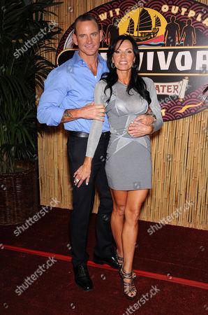 Stock Picture of Brad Culpepper & Monica Culpepper