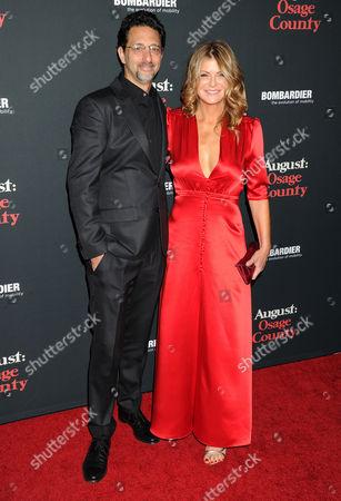 Grant Heslov and Lysa Heslov