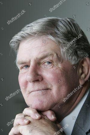 Alan Mills - Wimbledon Referee .... As Wimbledon Referee Alan Mills Has Had To Defuse Some Furious Rows.