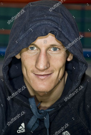 Stock Image of December 12th 2012 - Sheffield UK. Olympic Boxer Tom Stalker At The Institute Of Sport In Sheffield.