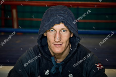 December 12th 2012 - Sheffield UK. Olympic Boxer Tom Stalker At The Institute Of Sport In Sheffield.